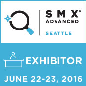 Our company is exhibiting at SMX Advanced - learn more about our products & services