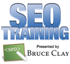 Bruce Clay SEO Training @ SMX