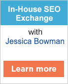 In-House SEO Exchange workshop with Jessica Bowman