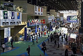The Javits Convention Center