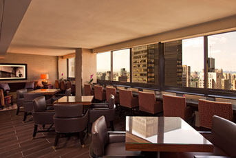 Sheraton New York Times Square Hotel - Club Lounge