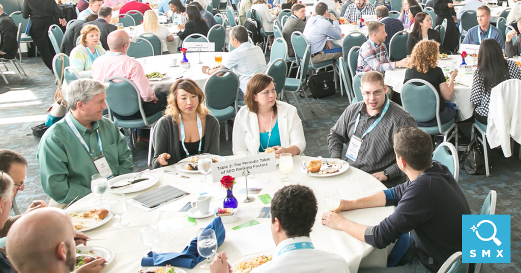 Score deeper savings for SMX Advanced by coming as a team