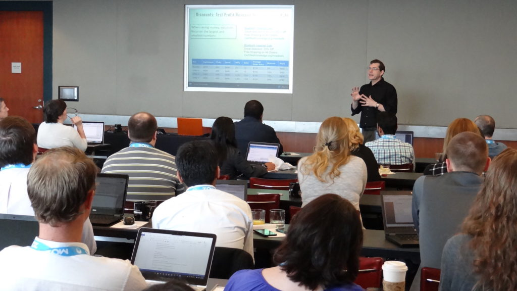 Take a deep dive on search and social. Attend a workshop at SMX Advanced.