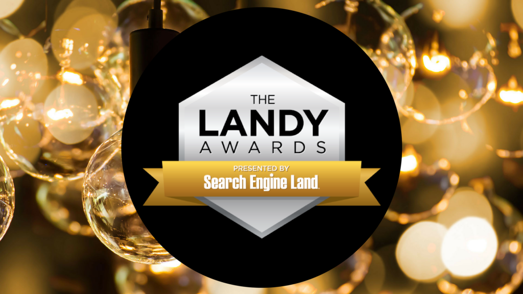 Finalists announced in the 2017 Search Engine Land Awards, winners to be named @SMX East