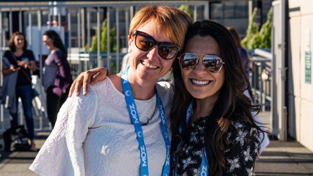 Connect with the best and brightest marketers at SMX East