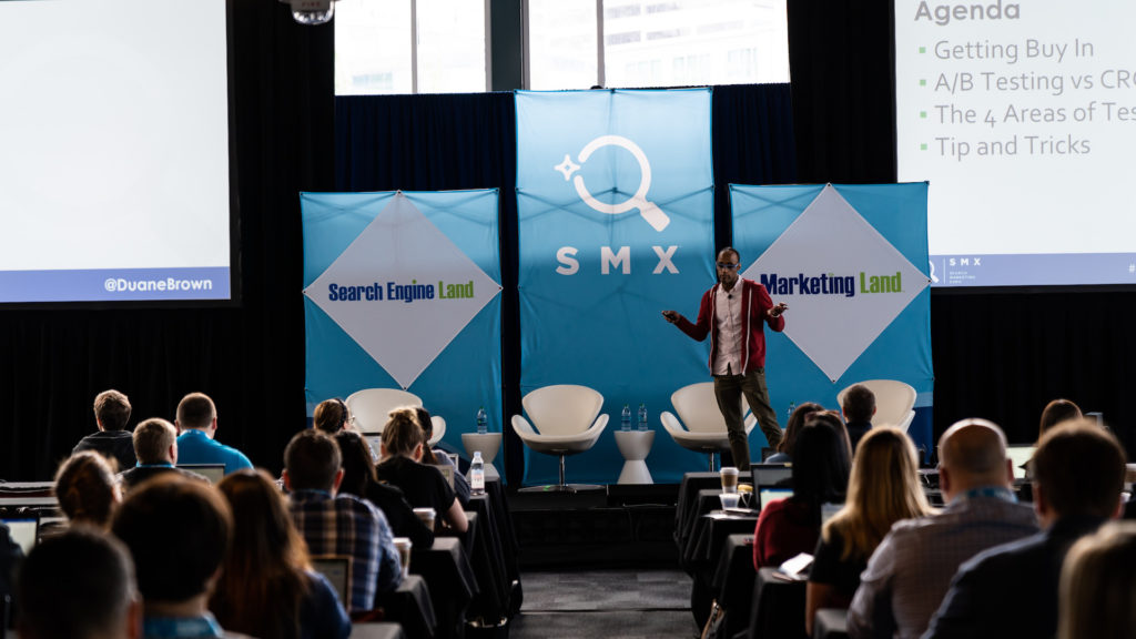 Here's a sneak peek at the SMX West 2019 agenda