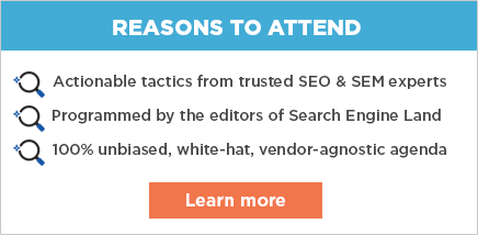 Find out why you should attend SMX East